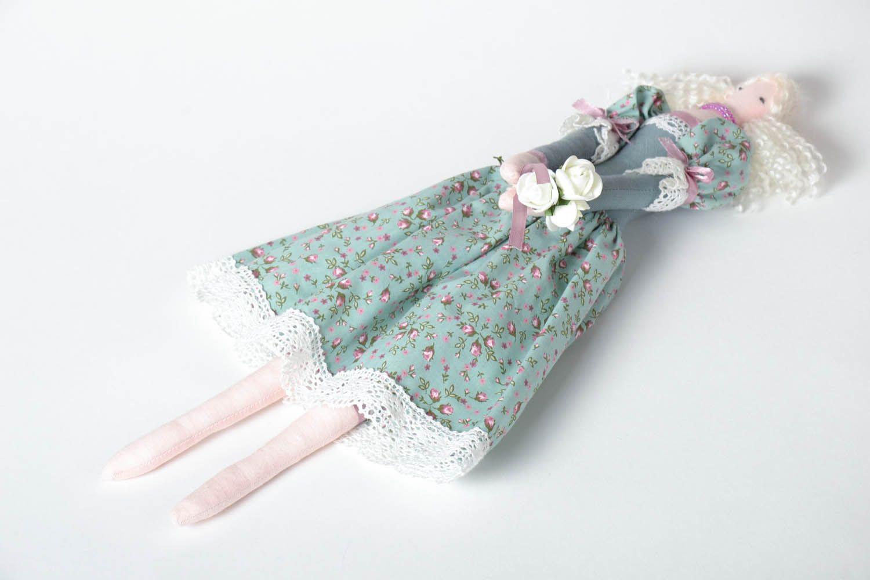 Textile interior doll Lavender Fairy photo 2
