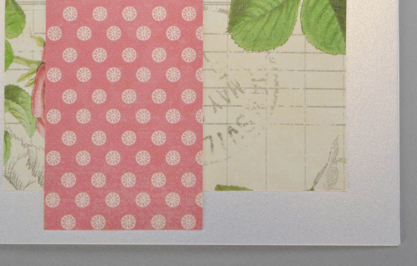 Handmade designer postcard photo 3