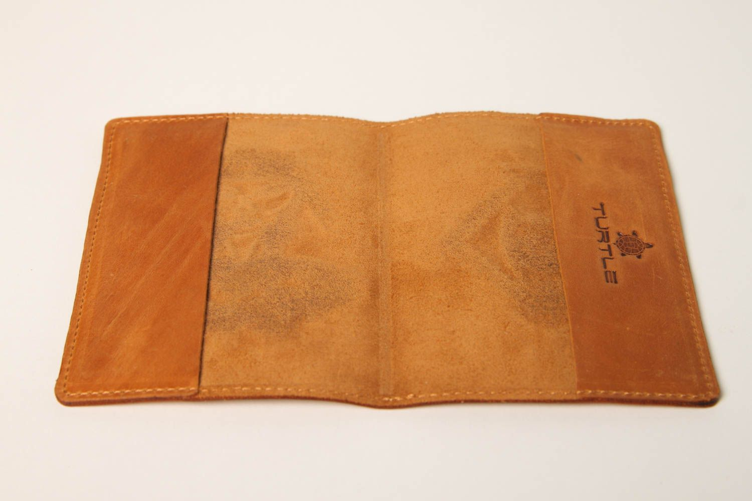 covers for documents Unusual handmade passport cover leather goods handmade accessories gift ideas - MADEheart.com