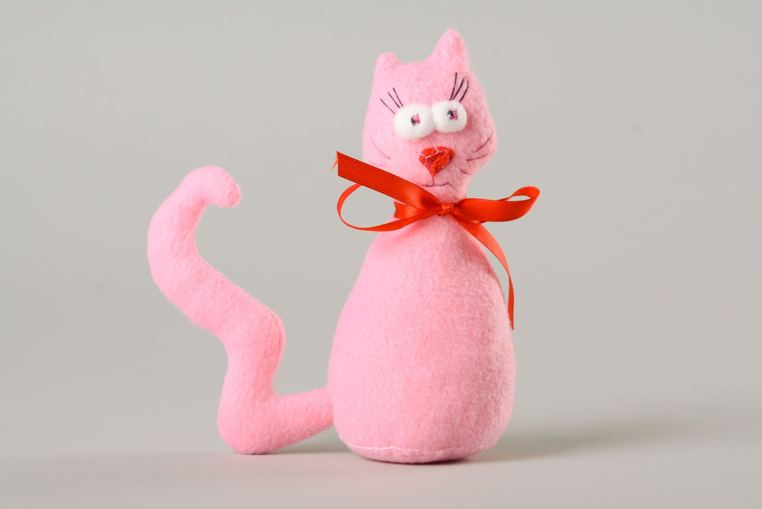 Flavored soft toy Cat photo 1