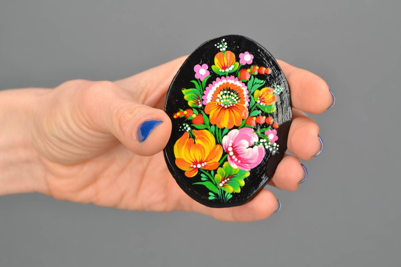 Fridge magnet with Petrikov painting photo 2