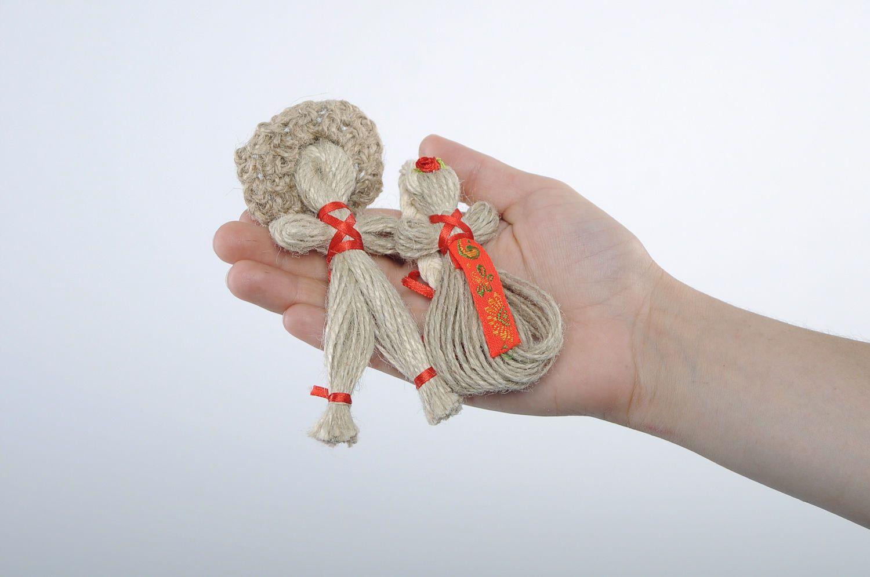 Handmade folk dolls photo 4