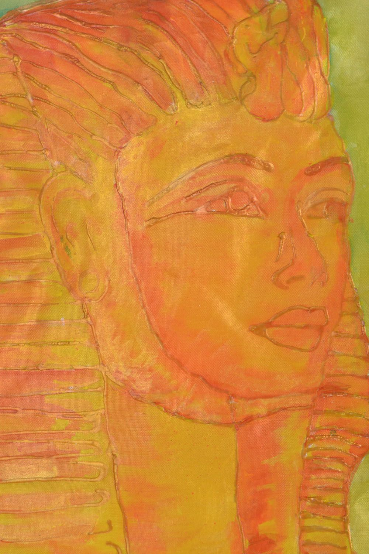 Cushion Tutankhamun photo 4