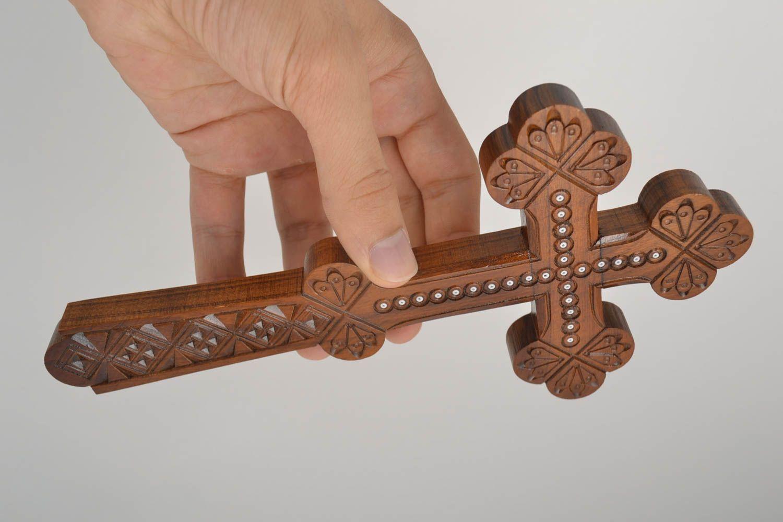madeheart croix bois objet religieux fait main chr tien. Black Bedroom Furniture Sets. Home Design Ideas