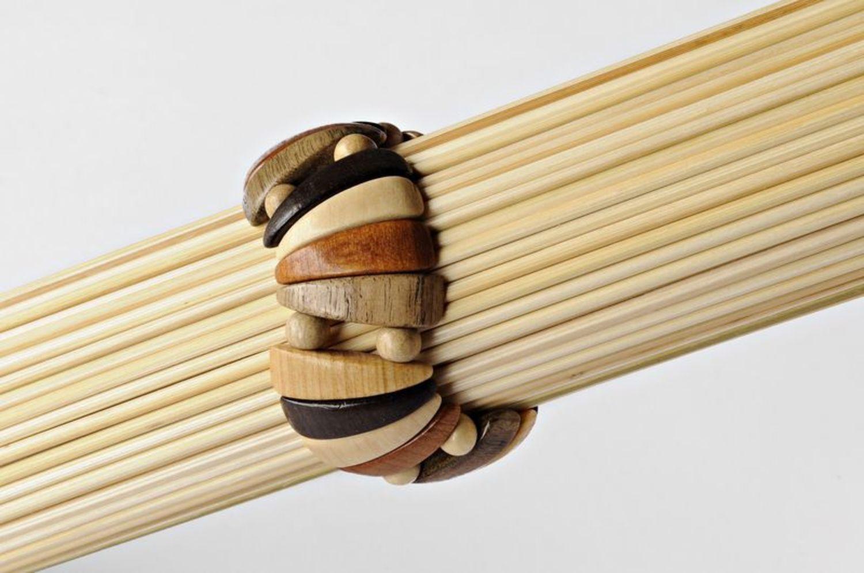 Wooden bracelet photo 4