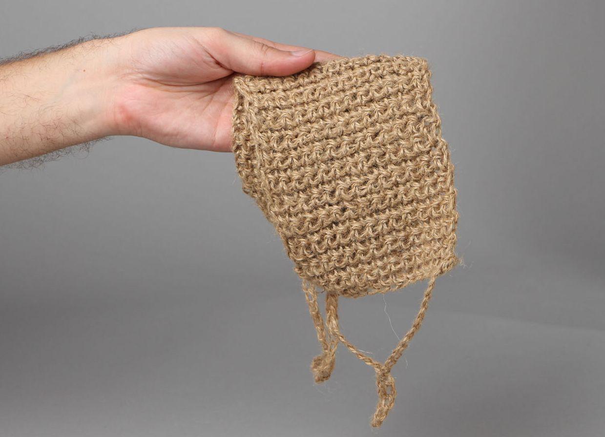 Crochet body scrubber  photo 4