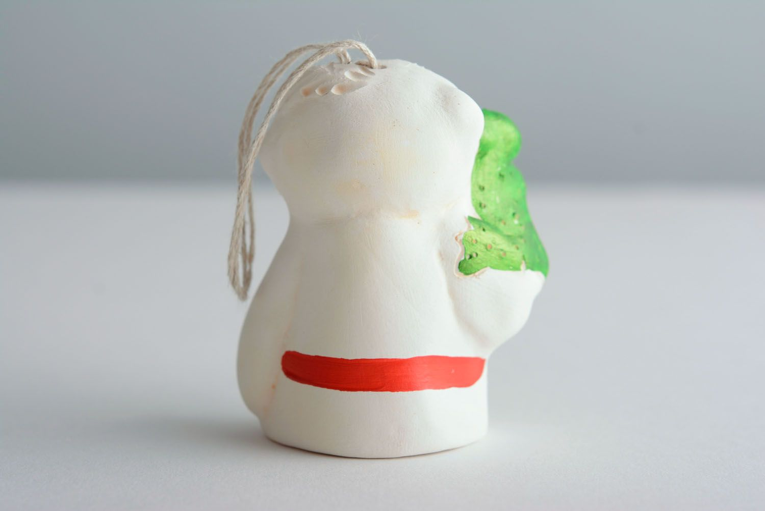 Ceramic charm bell Protection from Envious Persons photo 5