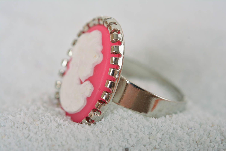 2e5f1ab87c81 anillos con flores Anillo para mujer de moda bisutería artesanal elegante  regalo original - MADEheart.