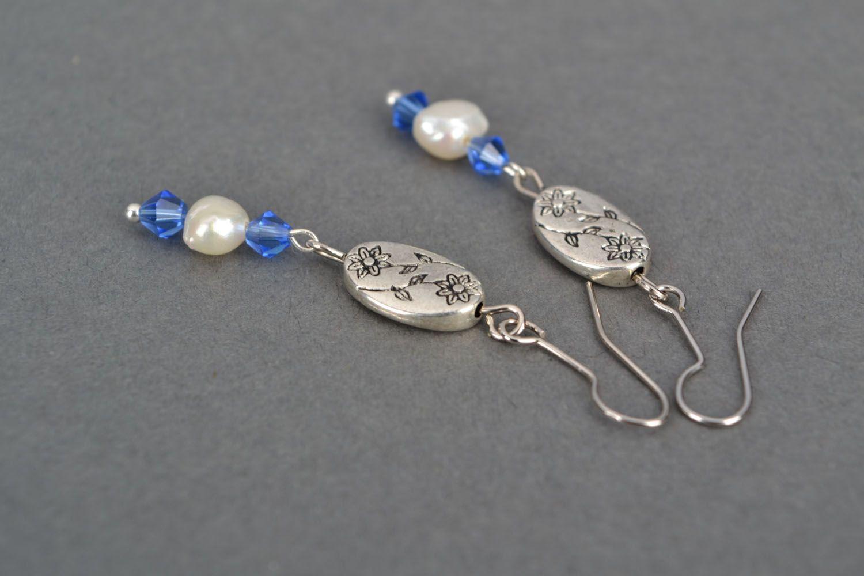 Long earrings photo 3