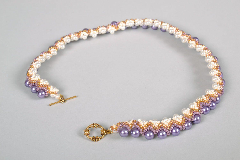 Homemade necklace photo 5