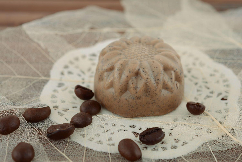 Handmade coffee soap photo 3