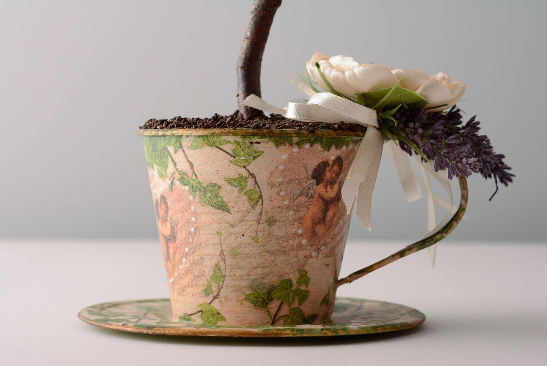 Handmade tree of happiness stylish interior decor ideas decorative use only photo 5