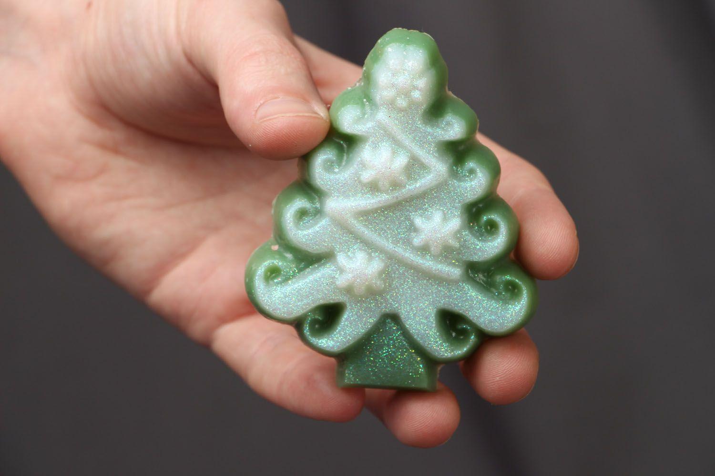 Handmade soap Fir Tree photo 3
