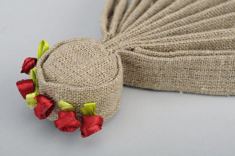 Talisman doll in wreath photo 4