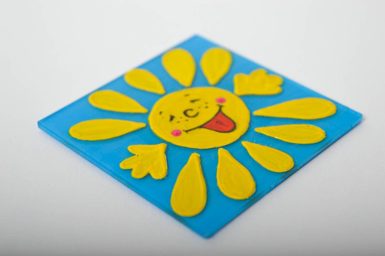Bright handmade fridge magnet souvenir magnet modern kitchen decorative use only photo 2