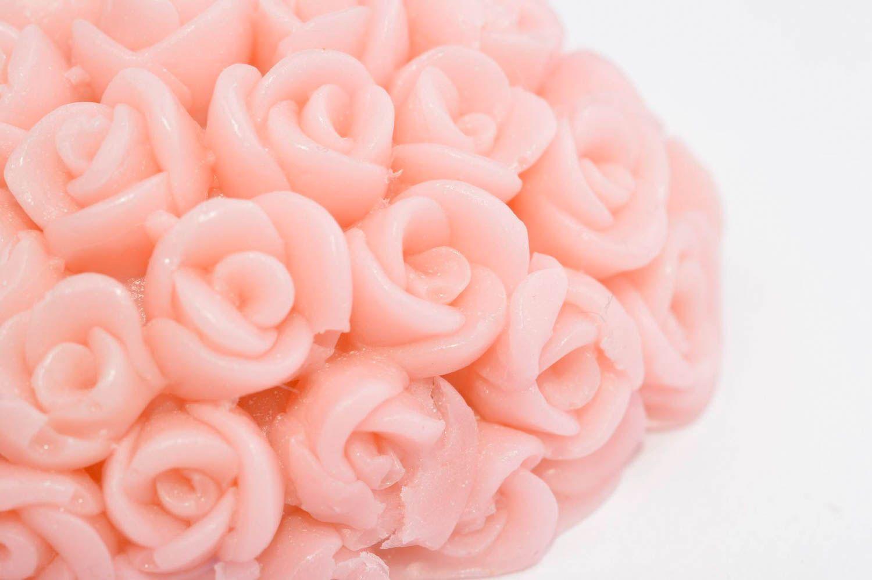 Handmade fragrant soap homemade soap natural cosmetics natural soap for women photo 5