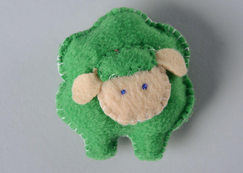 Fleece toy photo 1
