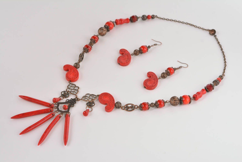 sets de joyas Juego de bisutería artesanal elegante accesorios para mujer regalo original , MADEheart.