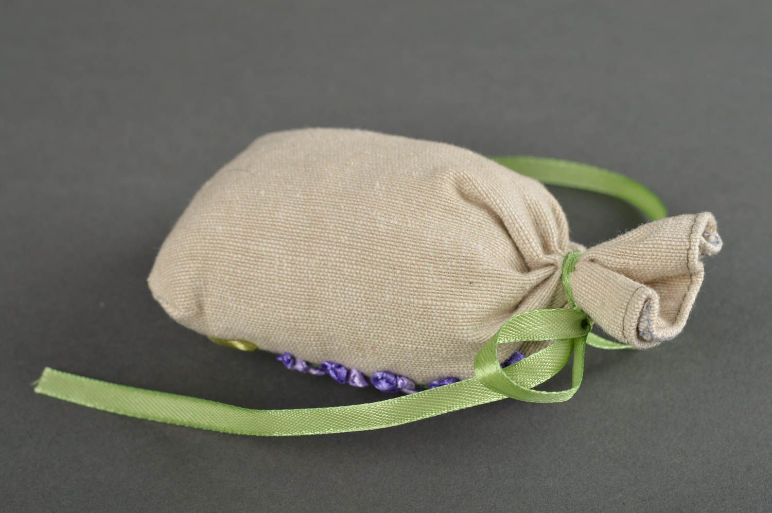 Handmade bags for aromatic sachets cute embroidered bag decorative use only photo 5