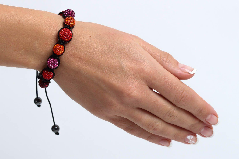 Beaded jewelry handmade woven bracelet vintage bracelet fashion bijouterie photo 5