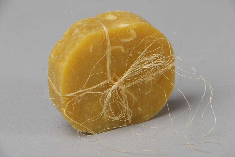 Solid shampoo photo 1