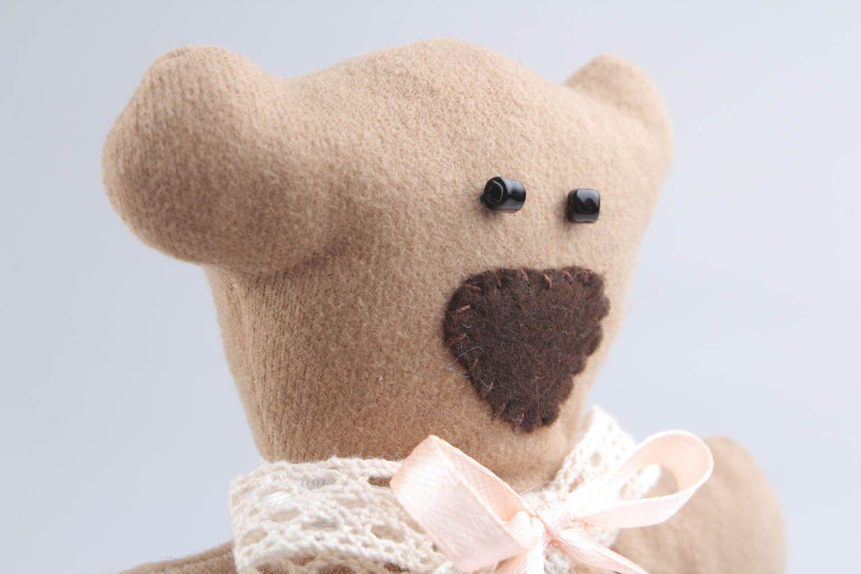 Soft toy Toed Bear photo 2