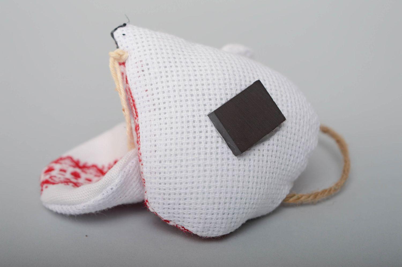 Handmade fridge magnet Mouse photo 5