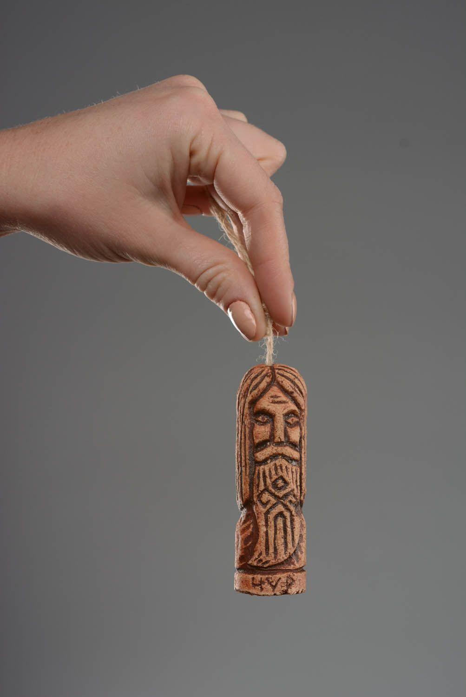 Home clay amulet Chur photo 4