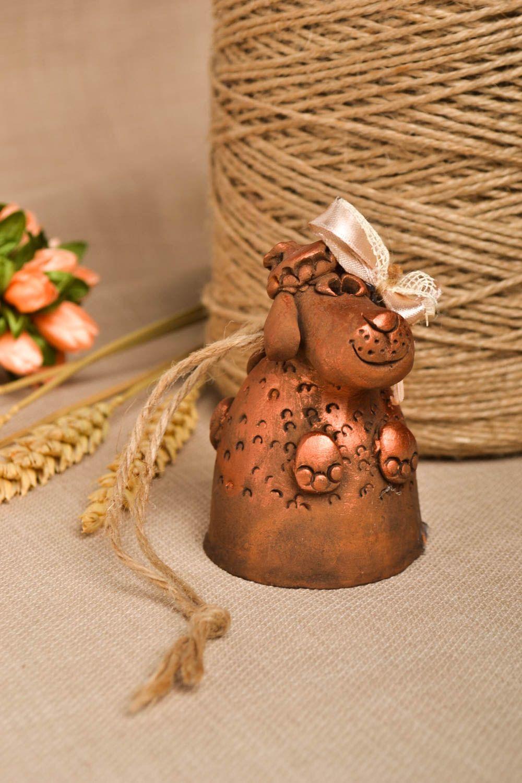 Designer cute bell unusual handmade accessory beautiful lovely home decor photo 1