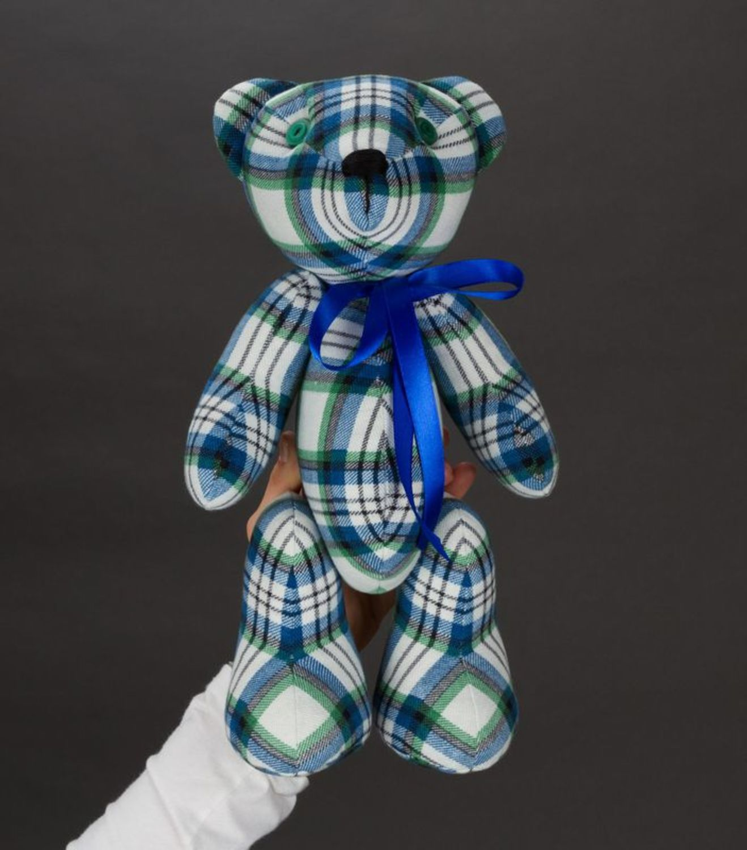 teddy bears Soft fabric toy - MADEheart.com