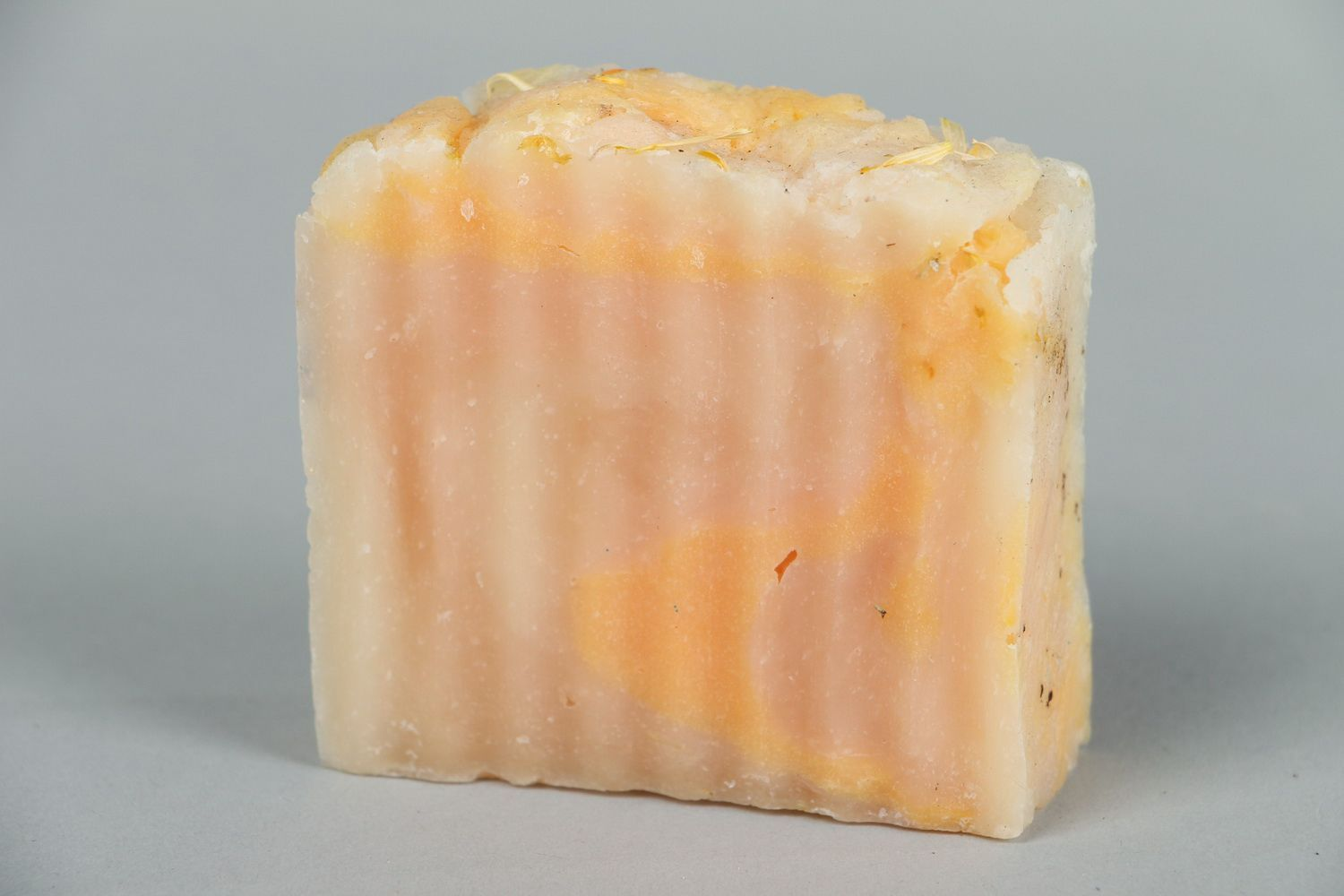 Soap made on the basis of herbs photo 1