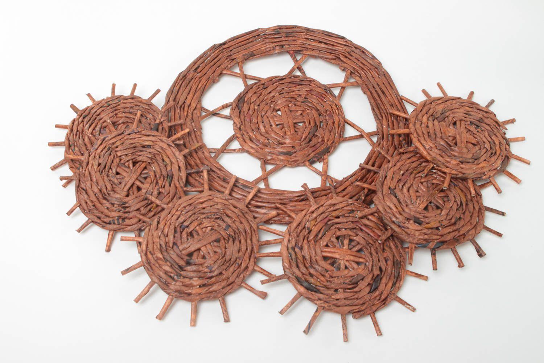 Handmade Papier Tischsets Tassen Untersetzer Untersetzer