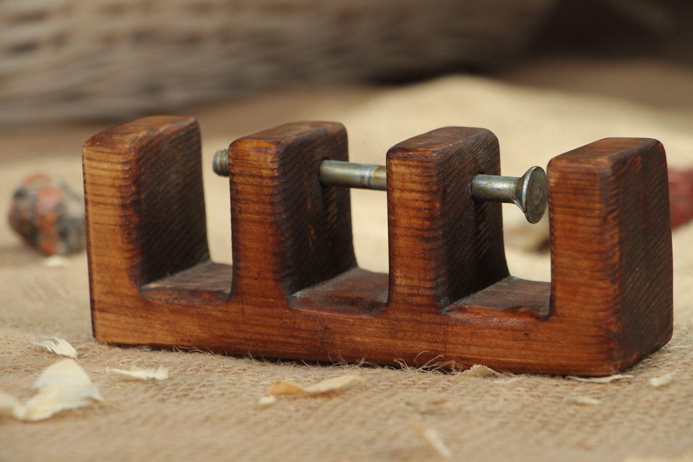 Kugelbahn Holz FUr Erwachsene ~   Spielzeug Geduldspiel aus Holz für Erwachsene  MADEheart com