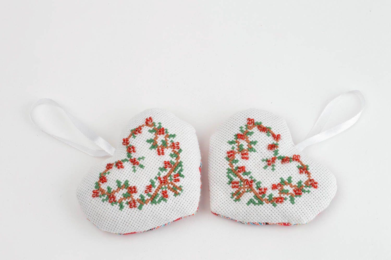 Handmade designer cute sachet aromatized hangings 2 soft toys for home photo 3