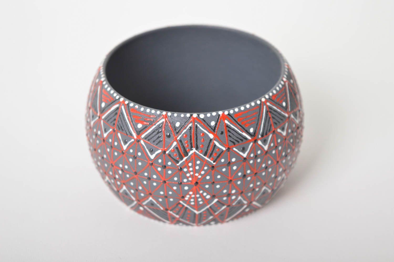 Holz Armband handgemachter Schmuck Damen Armband Geschenk für Frauen breit schön foto 1