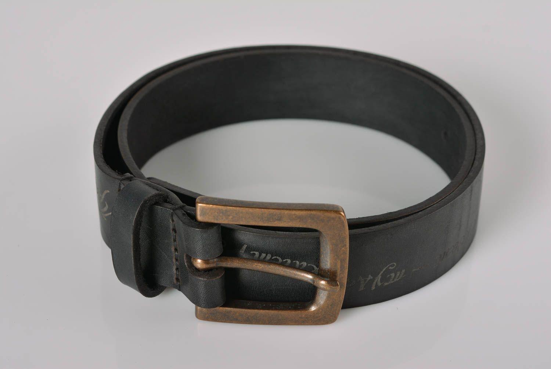 ceintures Ceinture homme faite main Ceinture cuir naturel avec gravure  Accessoire homme - MADEheart.com ae322187de5