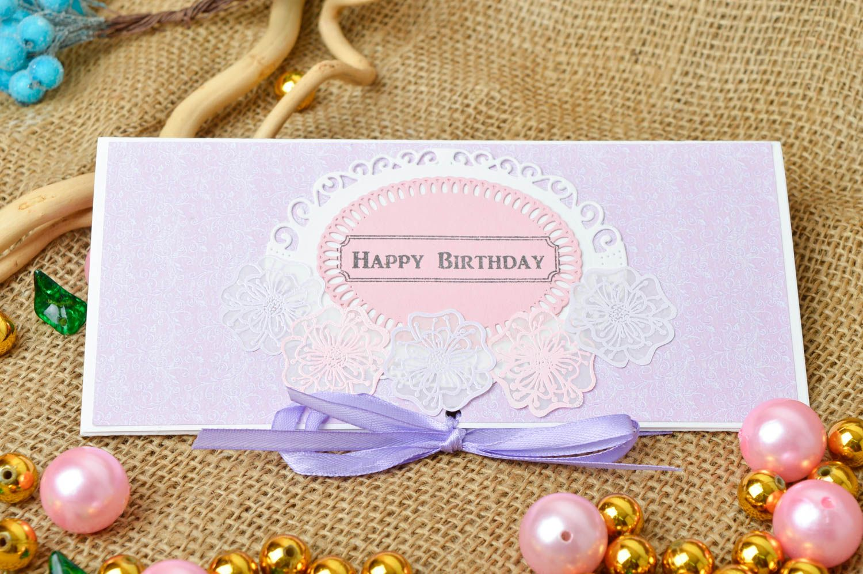 Greeting card handmade birthday card birthday gift ideas souvenir ideas photo 1