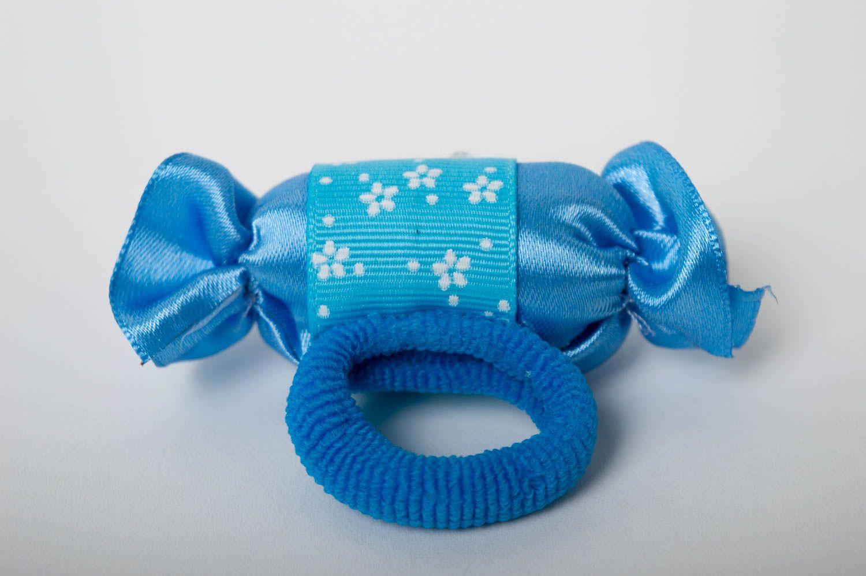 Handmade scrunchy designer accessory unusual hair scrunchy gift ideas photo 3
