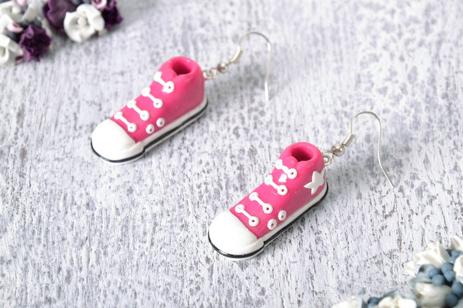 Earrings Favorite Gym Shoes photo 1