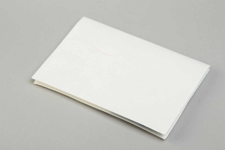 Handmade card paper card unusual card designer card greeting card gift ideas photo 4