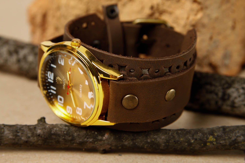 Как сделать оригинальный браслет для часов