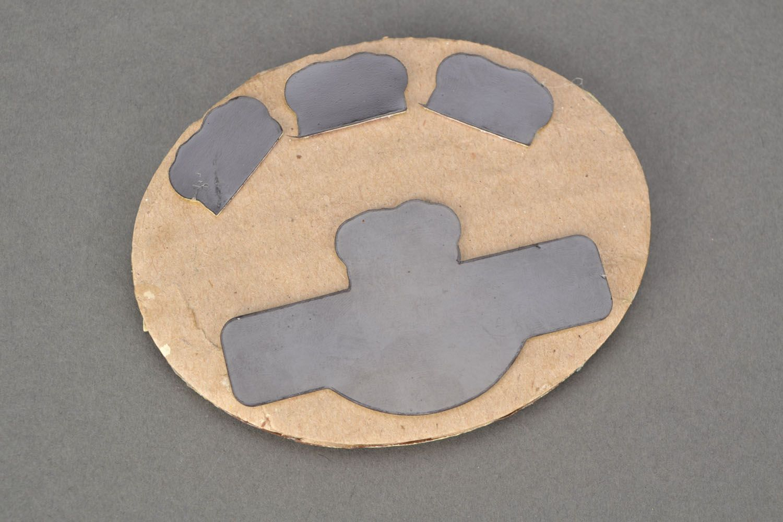Fridge magnet in Provence style photo 3