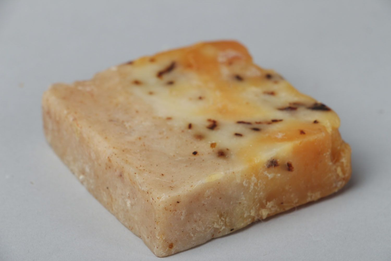 Homemade fruit soap  photo 3