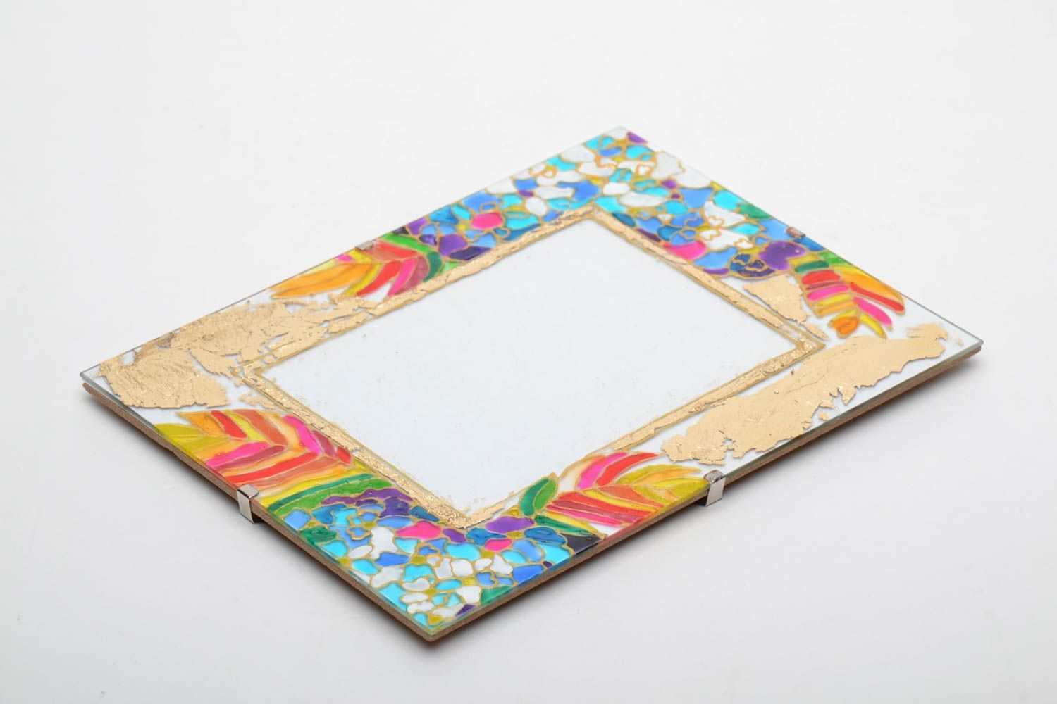 Stained glass photo frame photo 4