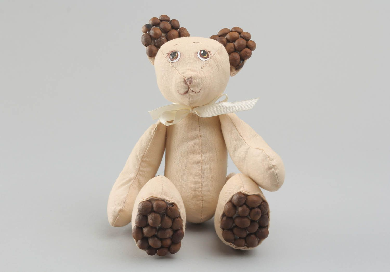 Handmade textile soft toy photo 1