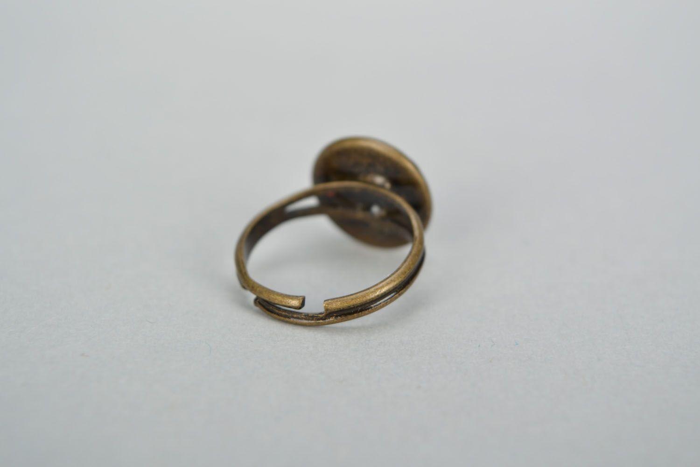 Homemade round ring photo 4