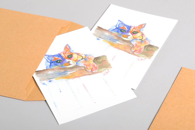 Handmade greeting cards unusual greeting card for handmade gift ideas photo 4