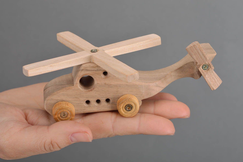 Как сделать вертолет из дерево своими руками 96