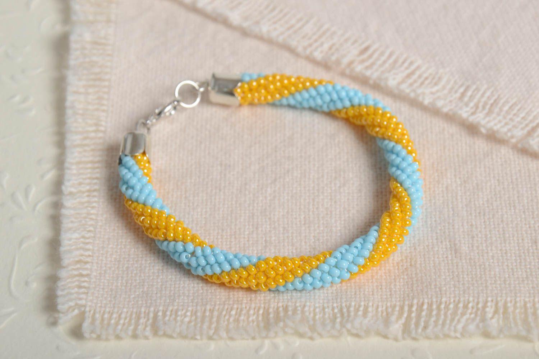 Handmade Rocailles Armband Designer Schmuck Frauen Accessoire Schmuck Armband foto 1