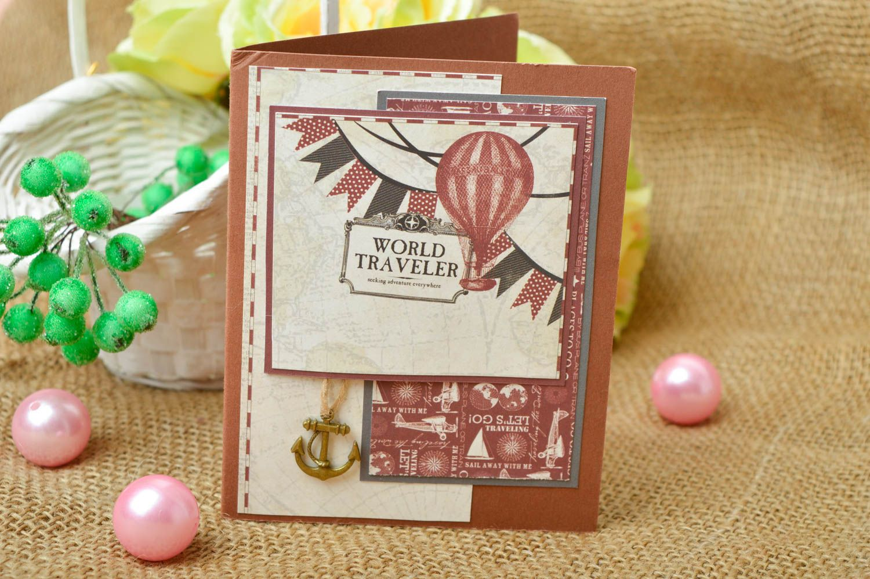 Handmade greeting card souvenir ideas handmade gifts thank you cards photo 1